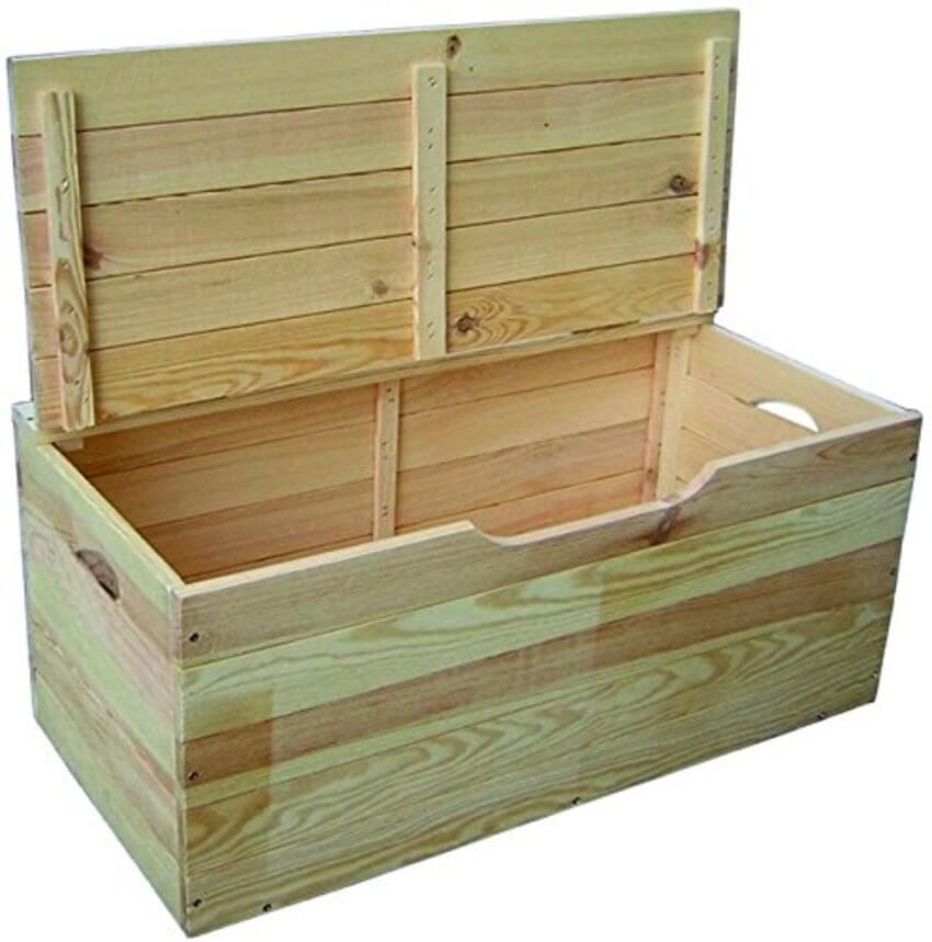 baules madera