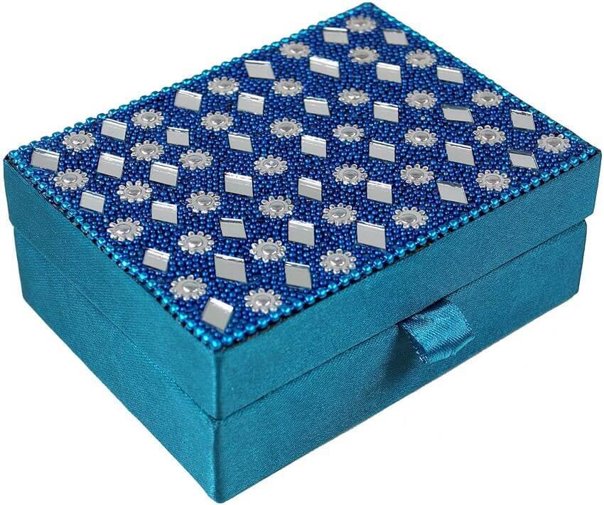 caja india