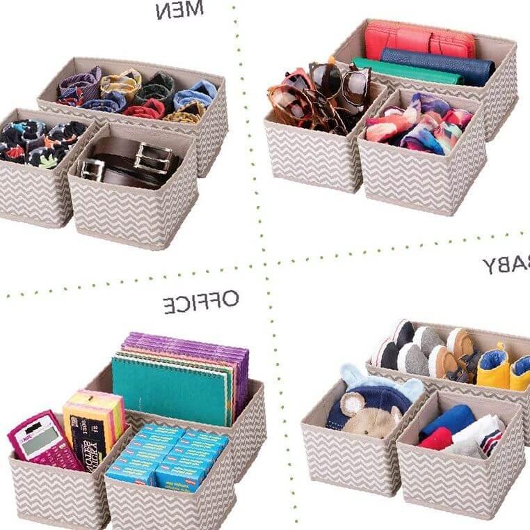 cajas organizacion